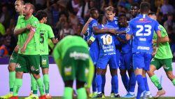 Racing Genk spoelt Champions League-kater door met driepunter tegen Oostende