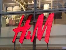 Préavis d'actions dans les magasins H&M