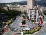 Max knap derde achter snel Mercedes-duo