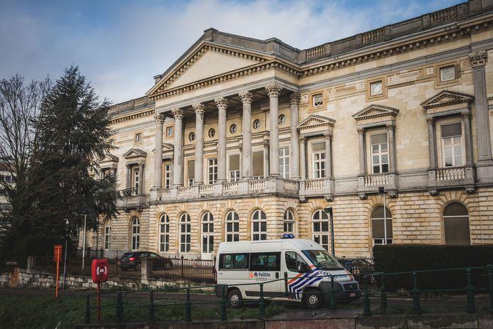 Hof van beroep in Gent