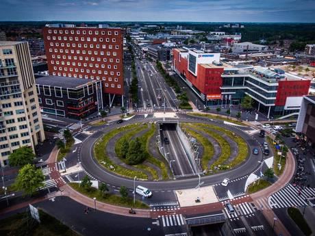Aanpak rotonde Nieuwe Poort kost miljoenen