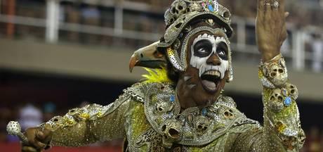 Zware ongelukken overschaduwen carnaval Rio