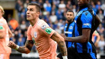 """Vranjes blijft drie wedstrijden geschorst,  Anderlecht reageert verbaasd: """"Dit is een zeer eigenaardige uitspraak"""""""