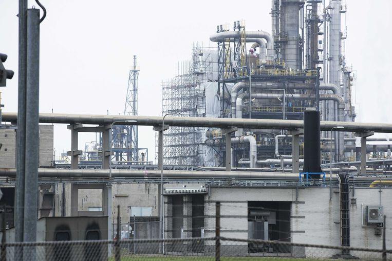 Chemische fabrieken bij Chemelot in Geleen. Beeld ANP