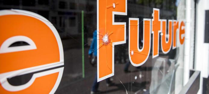 Coffeeshop The Future in Centrum van Delft