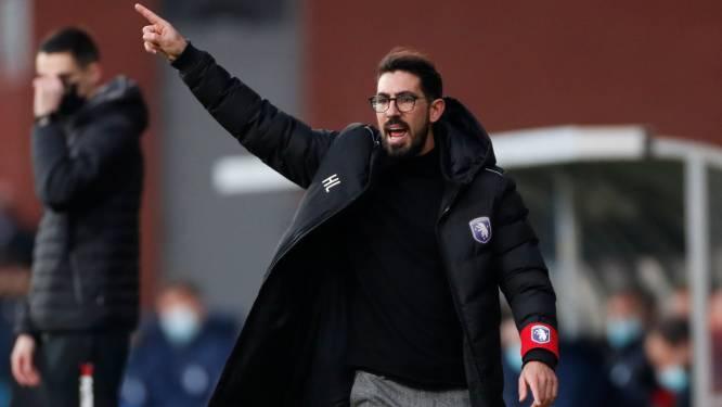 Beerschot-coach Hernan Losada is tweede bij verkiezing 'Trainer van het jaar': mooie beloning voor promotie en blitzstart in 1A