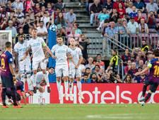 LIVE | PSV moet in tweede helft op jacht naar gelijkmaker in Camp Nou