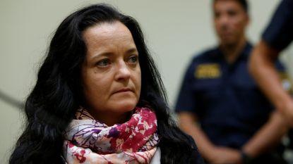 Levenslang voor neonazi Beate Zschäpe (42) wegens 10 racistische moorden