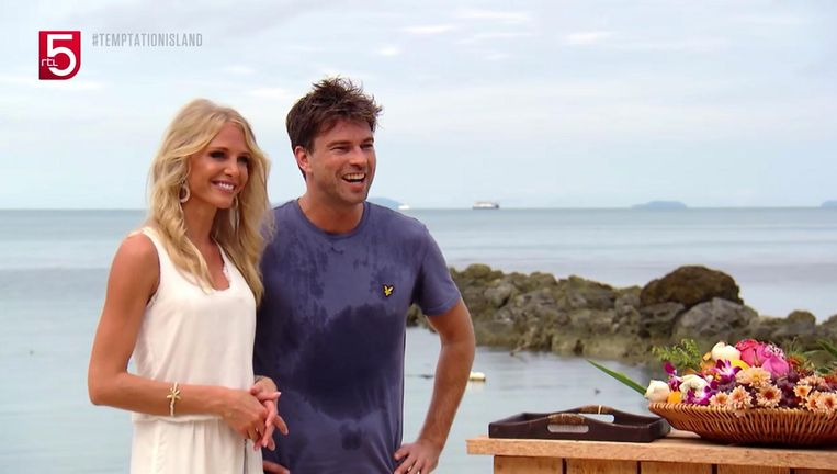 Temptation Island, RTL 5 Beeld Screenshot