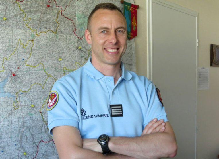Arnaud Beltrame (1973-2018).