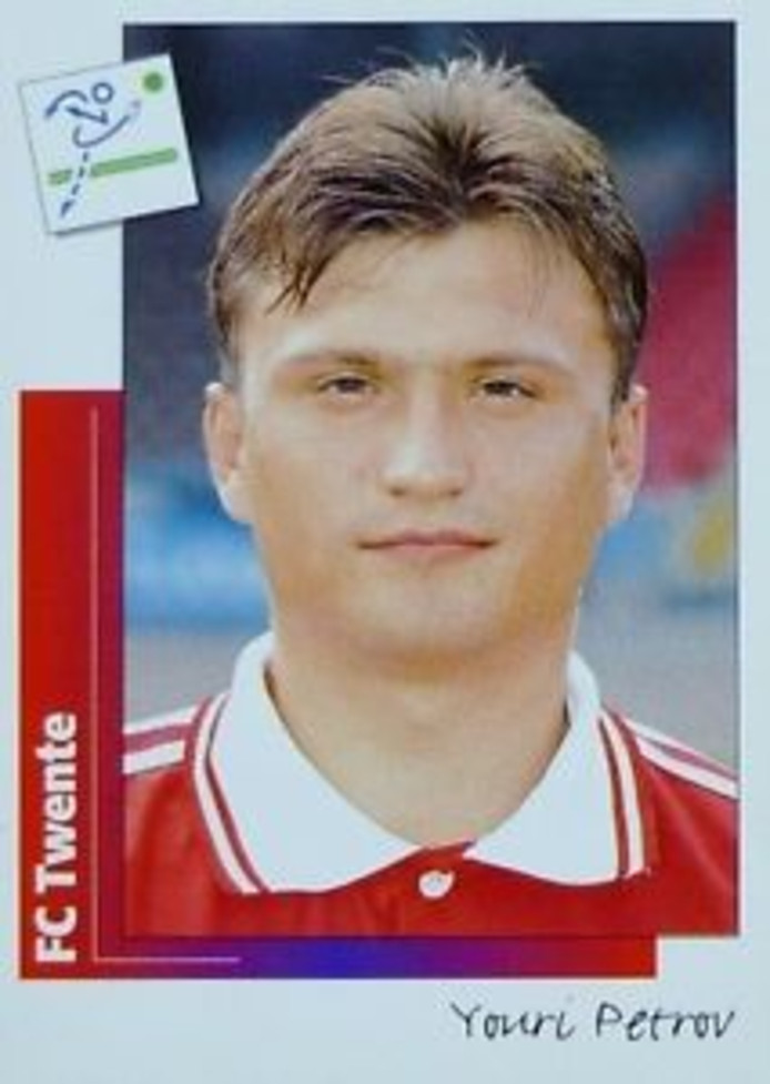 In zijn derde seizoen bij FC Twente werd Petrov ontslagen.