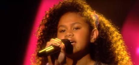 Yosina Rumajauw (11) winnares van zevende seizoen The Voice Kids