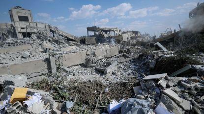 Voor en na: satellietbeelden tonen impact van aanval op Syrië