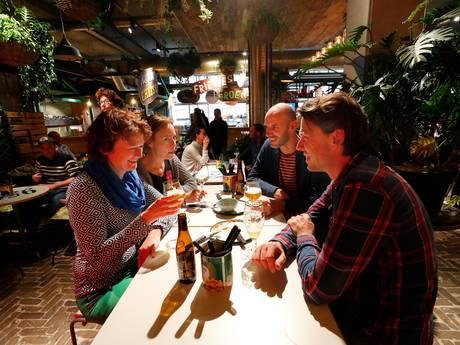 Down Town Gourmet Market lijkt aan te slaan in Eindhoven