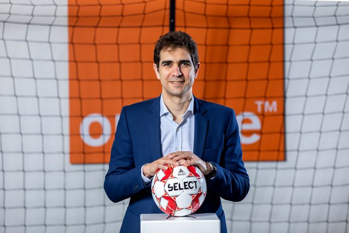Le CEO d'Orange Belgium Mickael Trabbia