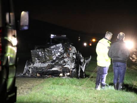 'Slachtoffer autobrand Kloosterzande bekende uit drugsmilieu Antwerpen'