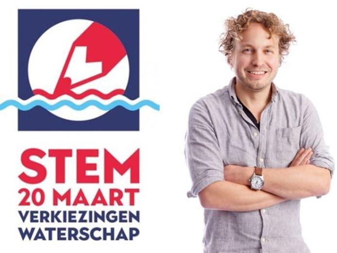 Waterschappen doen nuttig werk, vindt columnist Niels Herijgens. Maar de verkiezingen ervoor acht hij overbodig en ondemocratisch.