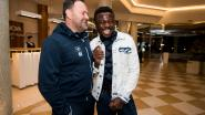 Jess Thorup krimpt Gentse spelersgroep in, Buffalo's krijgen opvallend bezoek van Moses Simon