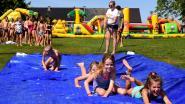 Waterglijbaan is de topper van de Superkindjesdag
