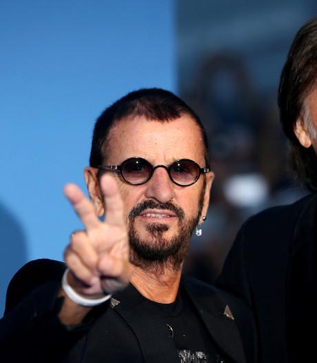 Ringo Starr en Paul McCartney nemen samen John Lennon-song op