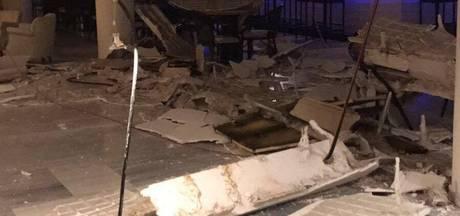 Plafond hotel in Lloret stort in, Tilburgse (28): 'Er was veel paniek'