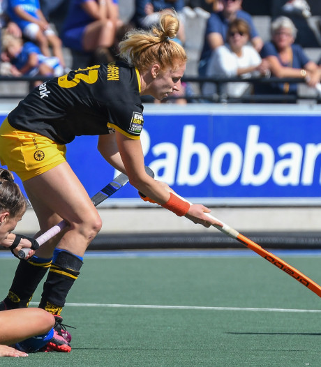 Teamwork is de grootste kracht van de vrouwen van HC Den Bosch