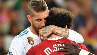 """Klopp raadde Ramos aan om """"na te denken"""", dus deed Real-ster dat ook: """"Niet de eerste finale die Klopp verloor. Misschien zoekt hij een excuus?"""""""