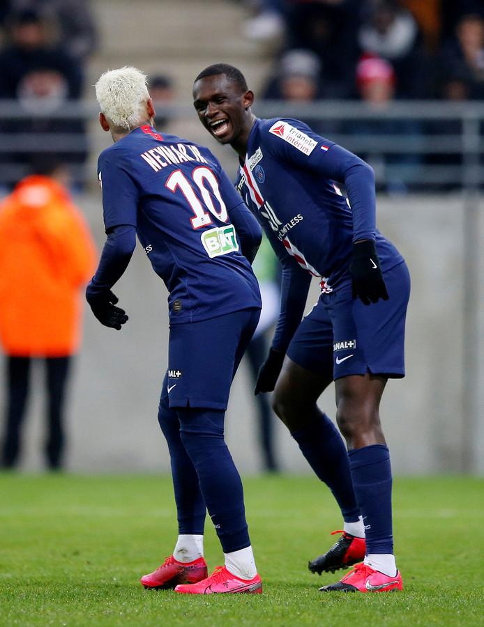 Nianzou Kouassi a marqué dès sa première apparition