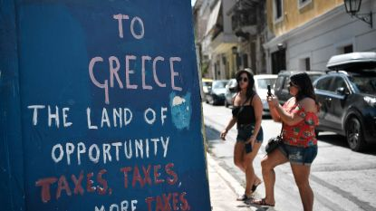 Van de Griekse wederopstanding is nog lang niet iedereen overtuigd
