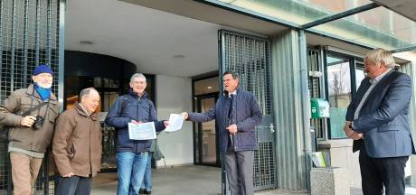 Burgemeester krijgt alternatieve toekomstvisie voor Nollebos: minder steen, en bovendien goedkoper