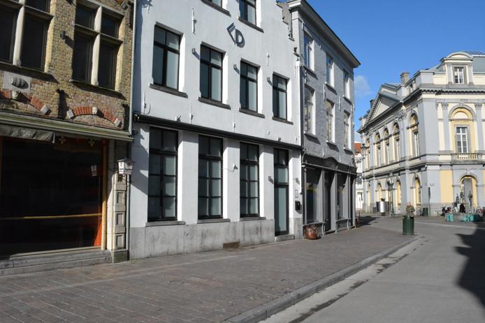 Dancecafé Club D is in de Kuipersstraat gevestigd.