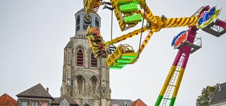 Weys 'parkeert' prijskaartje evenementen Bergen op Zoom