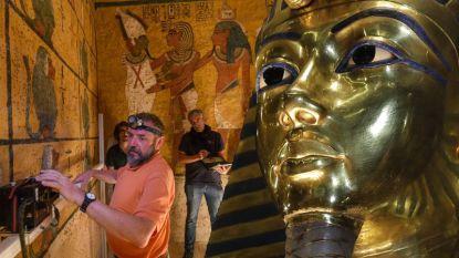Staan we op punt om geheime kamers te ontdekken in tombe Toetanchamon? Archeologen starten nieuwe zoektocht nadat eerdere geen uitsluitsel gaven