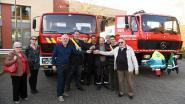 Gemeente schenkt brandweerwagens aan Vargata