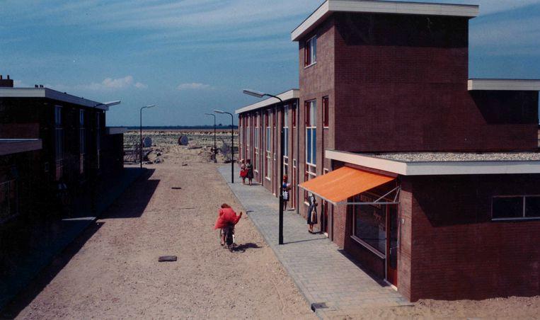 De Noordelingen (1992), met Alex van Warmerdam als postbode. Beeld RV