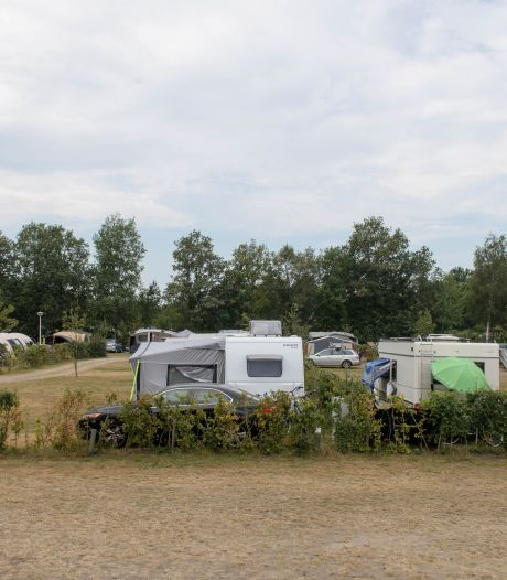 Twentse campings merken vrijwel niets van lage waterdruk