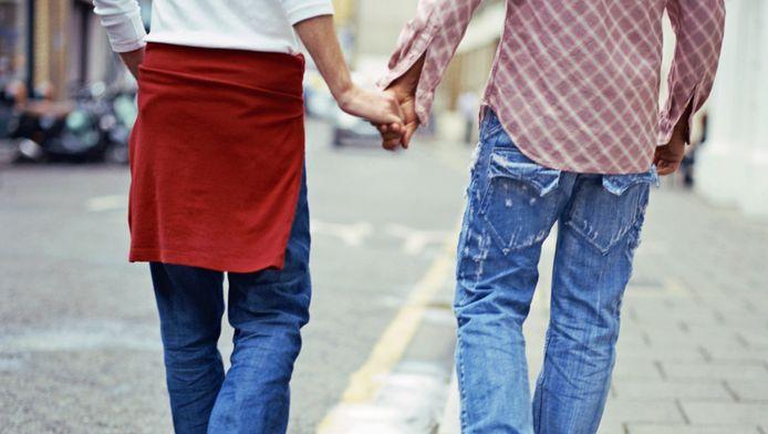Eerder werd een homostel uit Utrecht weggepest. © THINKSTOCK