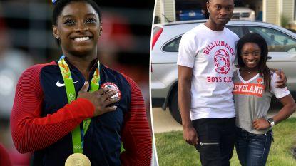 """""""Mijn hart doet pijn"""": turnkampioene Simone Biles doorbreekt stilte na arrestatie broer voor driedubbele moord"""