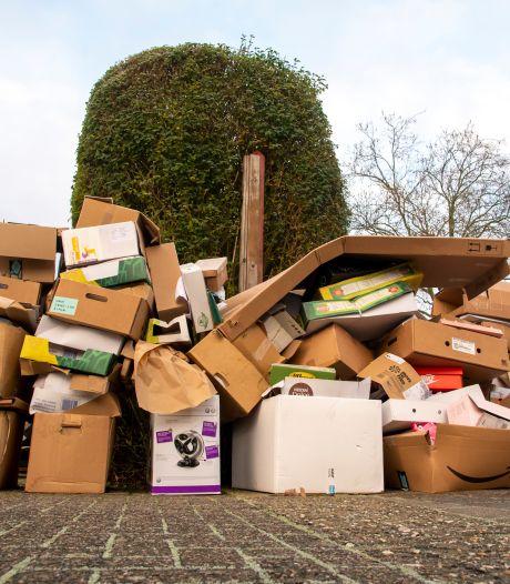 Maassluis gaat papiercontainers vaker legen om overvolle bakken tegen te gaan