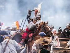 Re-enactment is meer dan een oud verhaal naspelen, leert de Slag om Grolle
