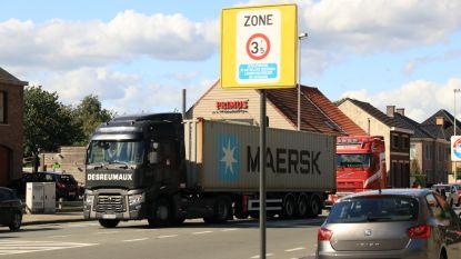 Truckers lappen tonnagebeperking N450 aan hun laars