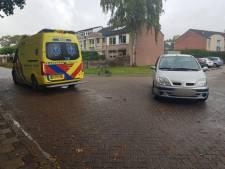 Moeder en kind gewond bij aanrijding in Aalten