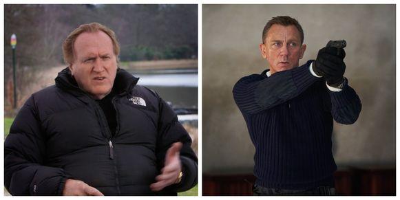 Greg Powell doet een boekje open over Daniel Craig