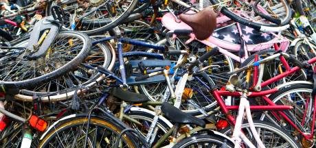 Waar is m'n fiets? Eerst even bij gemeente kijken