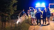 VIDEO. Dronken bestuurder crasht met Porsche in gracht en mag daarna meteen naar de gevangenis