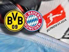 Bayern kan bij zege in Dortmund flinke stap zetten op weg naar weer een titel