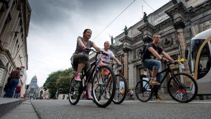 Autoloze zondag in Brussel en elders, Parijs grootste autovrije zone voor 1 dag ter wereld