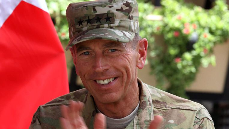 David Petraeus Beeld EPA