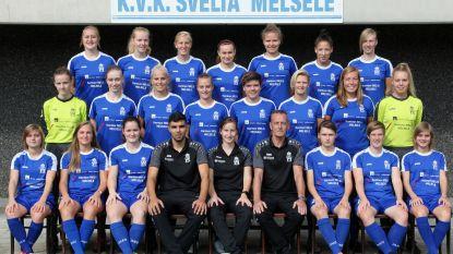 Voetbalclub Svelta in rouw na overlijden speelster