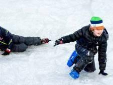 Ammerstol verwacht pas zondag ijs, rayonhoofden Vinkeveen bij elkaar